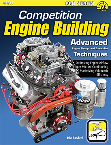 - Competition Engine Building: Advanced Engine Design and Assembly Techniques (NONE)