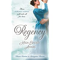 Regency High-Society Affairs Vol 12: The Wagering Widow / An Unconventional Widow