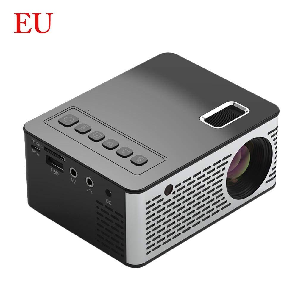 Mini proyector, 4.25 3.31 1.93In UC26 Proyector de Video portátil ...