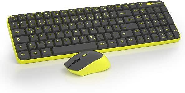 Combinación de teclado y ratón gaming Gris - 1.: Amazon.es ...