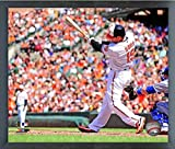 "Chris Davis Baltimore Orioles 2013 MLB Action Photo (Size: 12"" x 15"") Framed"