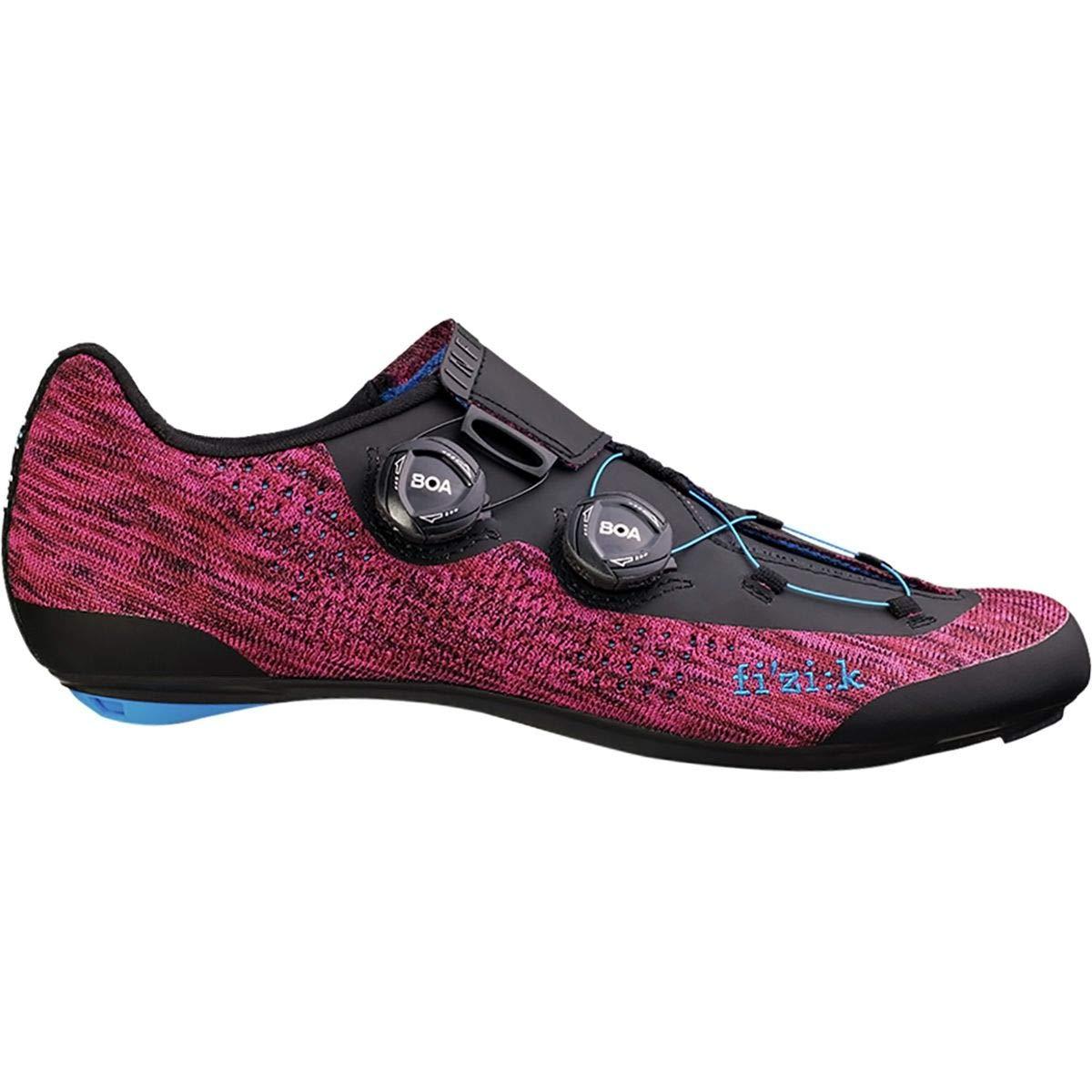 Fizik R1 Infinito Knit Cycling Shoe Purple/Blue Knitted, 37.0