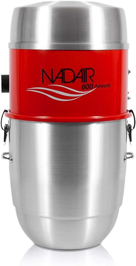 Nadair ASP-01 - Aspirador centralizado, Aluminio repelido en frío ...