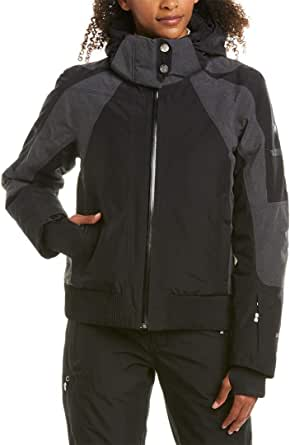 Spyder Women's Meribel Bomber Gore-tex Ski Jacket