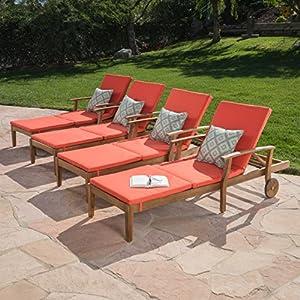 61rpxdiuXRL._SS300_ Teak Lounge Chairs & Teak Chaise Lounges