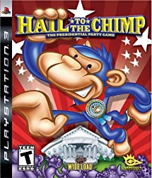 Hail To The Chimp: The Presidential Party Game - Playstation 3