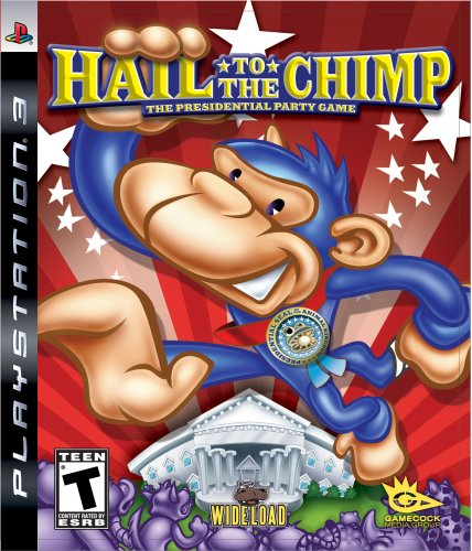 Hail To The Chimp: The Presidential Party Game – Playstation 3