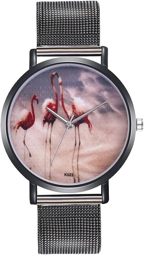 antrygobin Regalo para Reloj de Pulsera de Mujer con Estampado de ...
