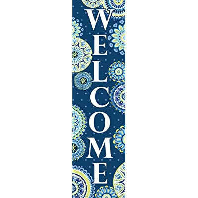Eureka Educational Blue Harmony Welcome (849734) : Office Products