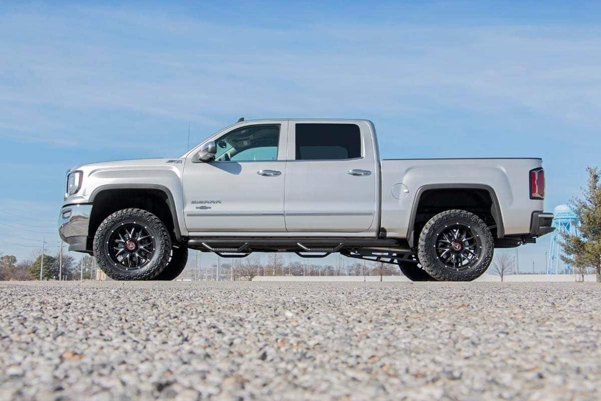 Dynomax Tail Pipe New for Chevy Chevrolet Silverado 1500 Truck GMC 54704