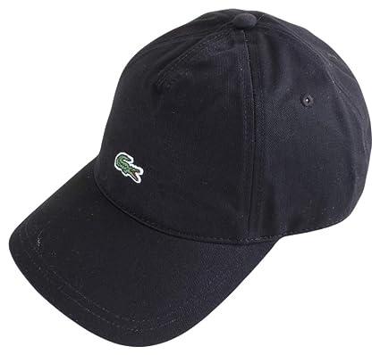 80a47899b1 Lacoste RK4863 Herren Baseball Cap,Männer Schirmmütze,Baseball Mütze ,Kappe,Black(