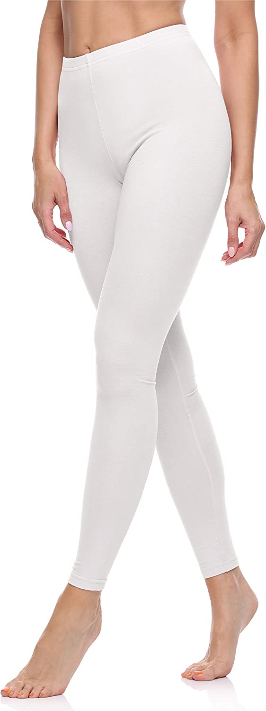 Merry Style Damen Lange Leggings aus Baumwolle MS10-198