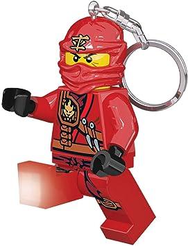 LEGO Led - Lgke77k - Llavero - Ninjago - Kai: Amazon.es ...