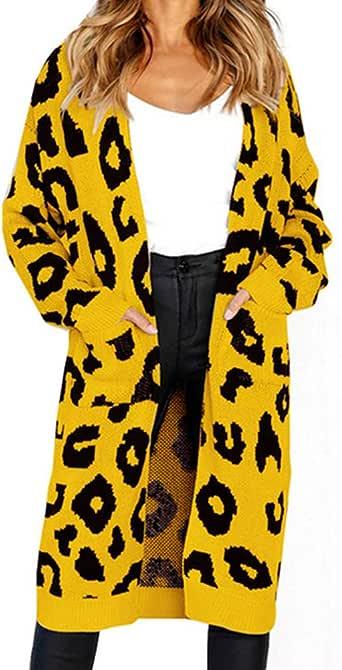 Nicedeal Nueva llegada del otoño y el leopardo colorido