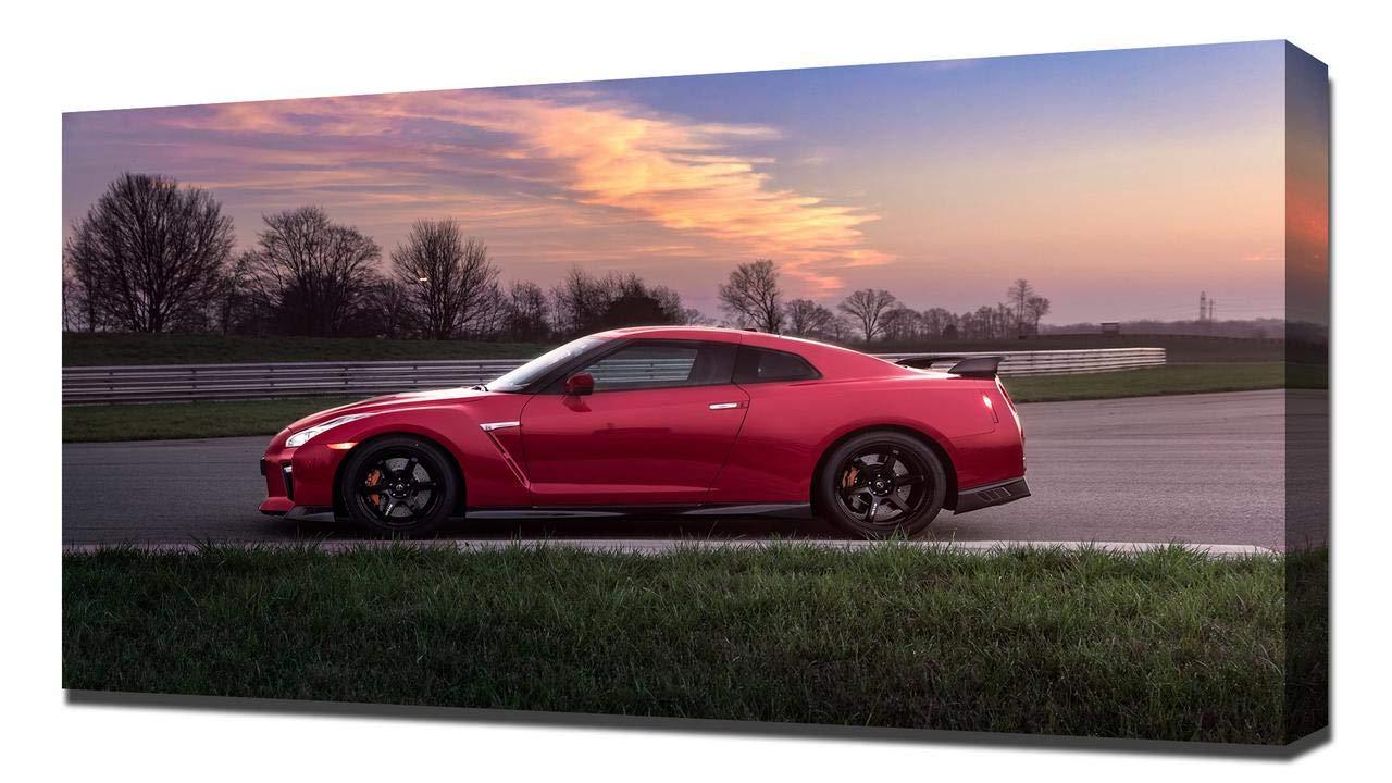 Amazoncom Lilarama Usa 2017 Nissan Gt R Track Edition V8