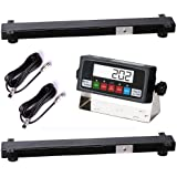 PrimeScales | Heavy Duty Weigh Bars Set | Capacity 10000 lbs x 1 lb Accuracy |