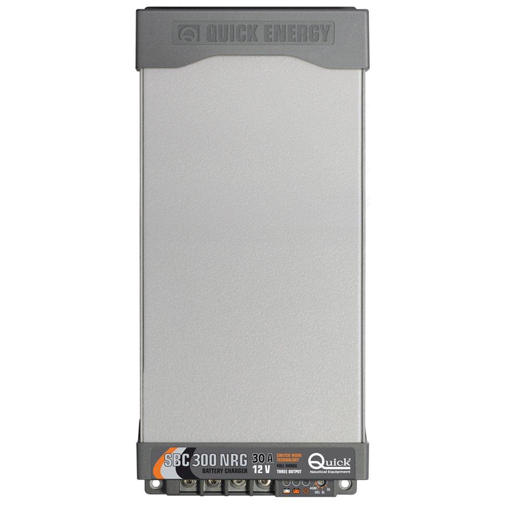 Quick Sbc 300 Nrg Battery Charger 12V 30A 3 Bank