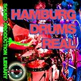 HAMBURG DRUMS Real - Unique Original 24bit Multi-Layer Samples/Loops Library on DVD or for download