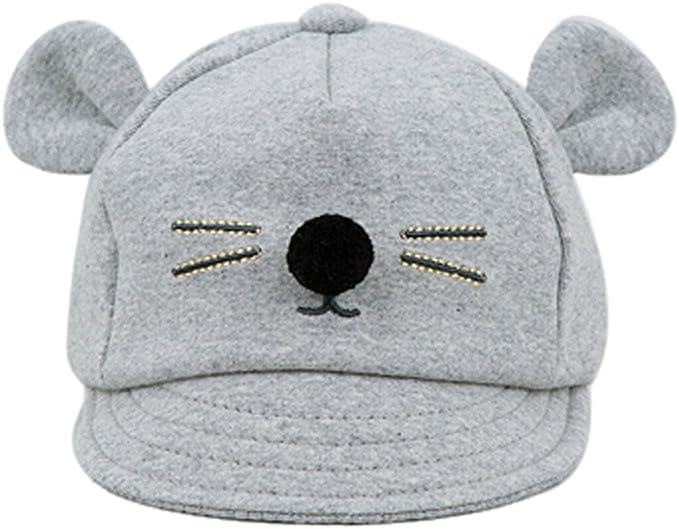 Cinnamou Sombreros y Gorras para bebés niña Niñas Niños Divertido ...
