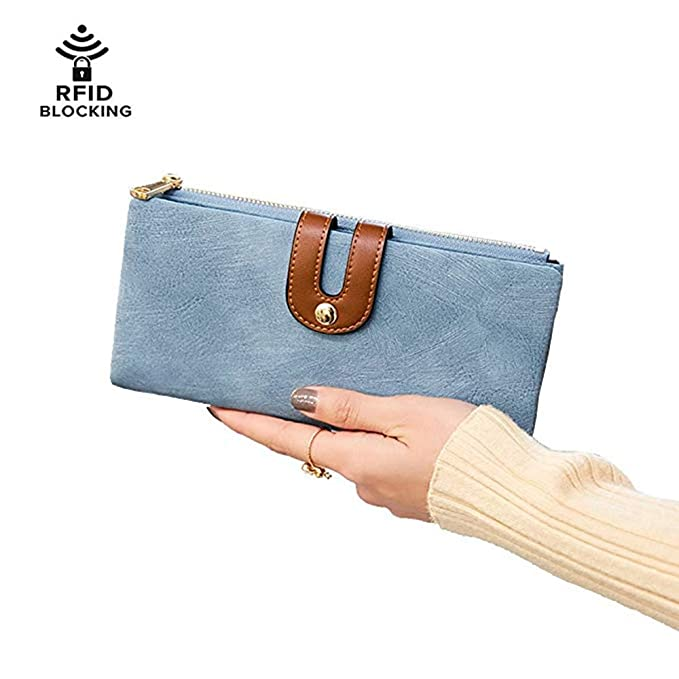 Card & Id Holders Analytical Genuine Leather Card Pack Organizer Business Rfid Credit Card Holder Women Travel Card Bag Zipper Small Change Purse For Women Complete In Specifications Back To Search Resultsluggage & Bags