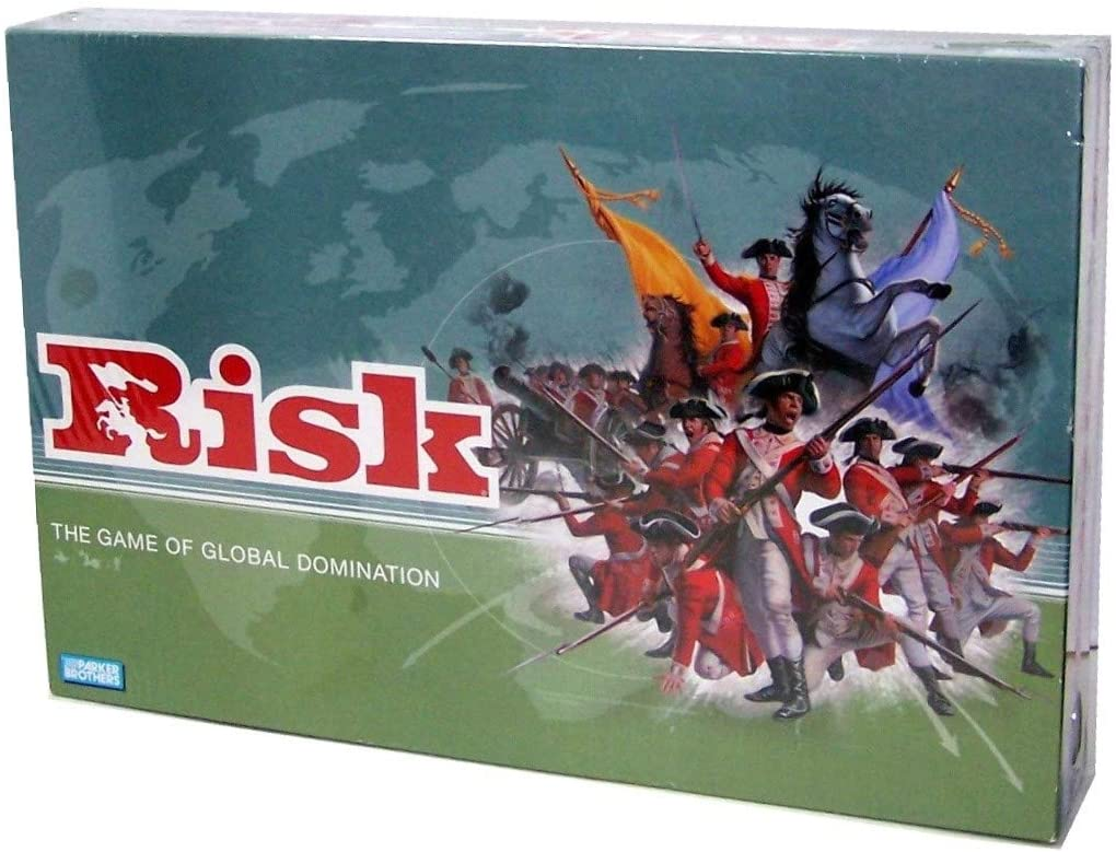 Risk: The Game of Global Domination (2003) by Hasbro: Amazon.es ...
