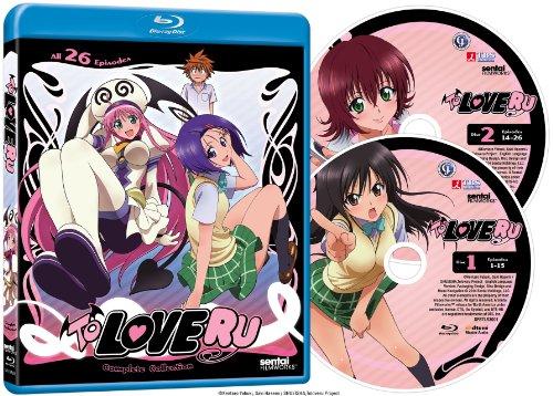 To Love Ru Episode 2 Uncensored