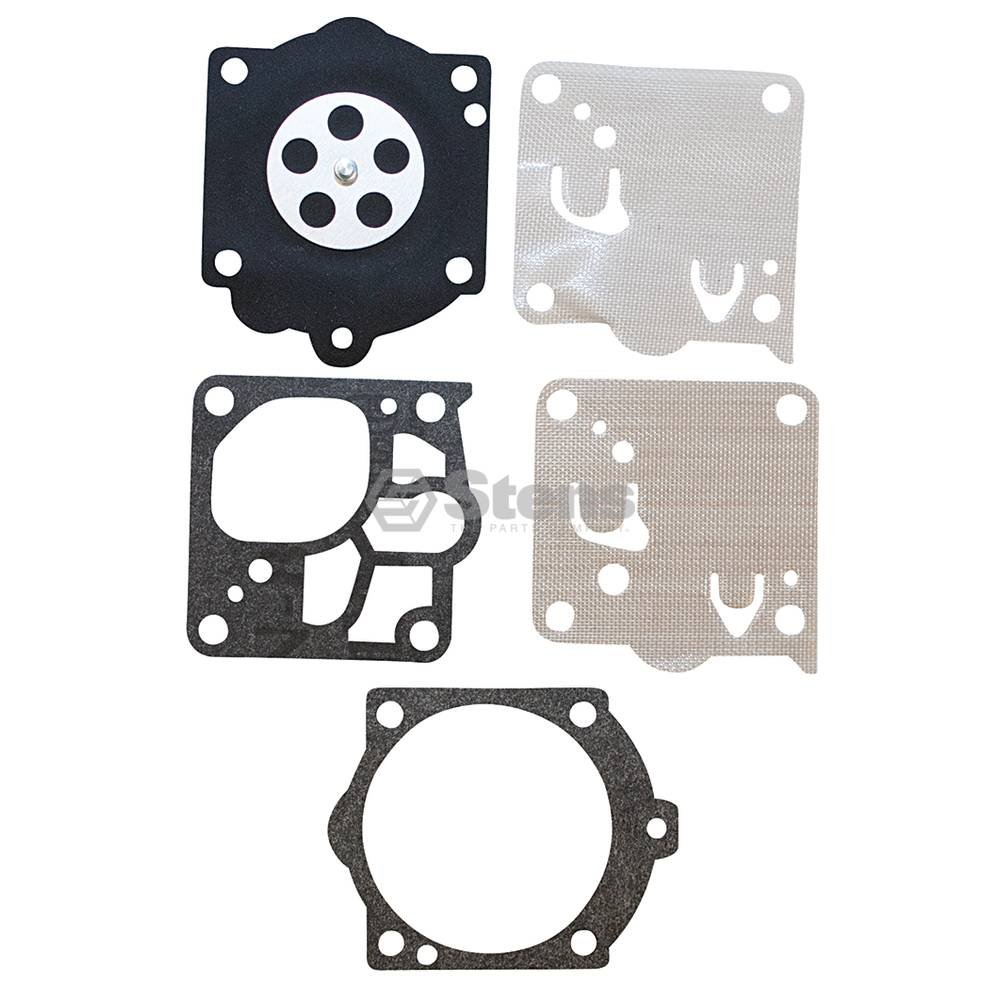 Stens 615-853 OEM Gasket and Diaphragm Kit Replaces Walbro D10-WJ