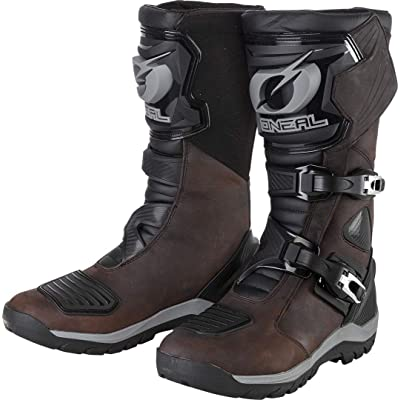 O'Neal Sierra Pro Men's Boot (Brown, EU 45/US 11): Automotive