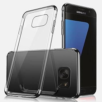KunyFond Funda Compatible Samsung Galaxy S6 Edge,Carcasa ...