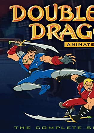 Amazon Com Double Dragon The Animated Series Donald Brown Jim