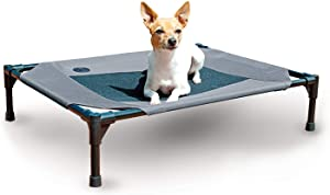 K&H PET PRODUCTS Original Pet Cot, Elevated Dog Bed With Mesh Center, Multiple Sizes