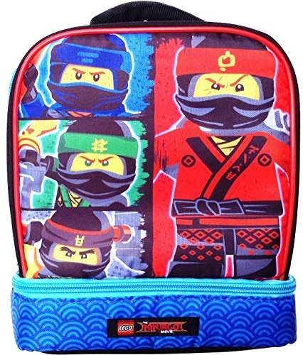 ninjago 4 character dual compartment