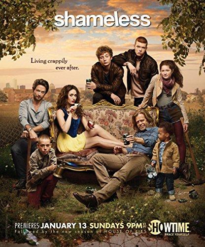 shameless poster all seasons