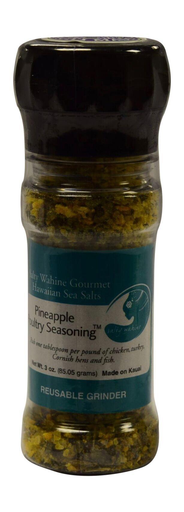 Salty Wahine Pineapple Poultry Seasoning