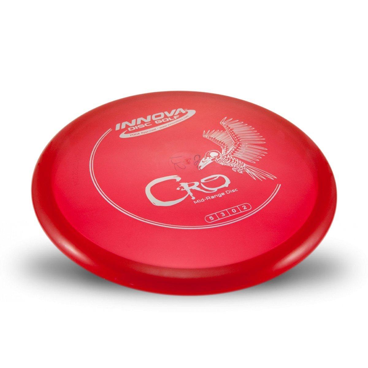 INNOVA Limited Edition Champion Cro Mid-Range Golf Disc [Colors May Vary] - 173-175g