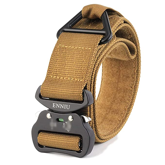 Cinturones Al Aire Libre Para Hombre Estilo Militar Caza ...