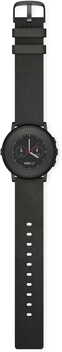 Amazon.com: Pebble Time Round 20mm Smartwatch for Apple ...