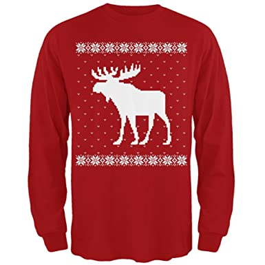 Sweaters Christmas Sweater Red
