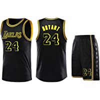 ZWXYA NBA Lakers Lebron James 23 Basketball Traje de Ropa