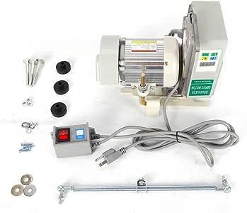OUKANING - Máquina de Coser (Motor de 600 W, Motor sin Cola de ...
