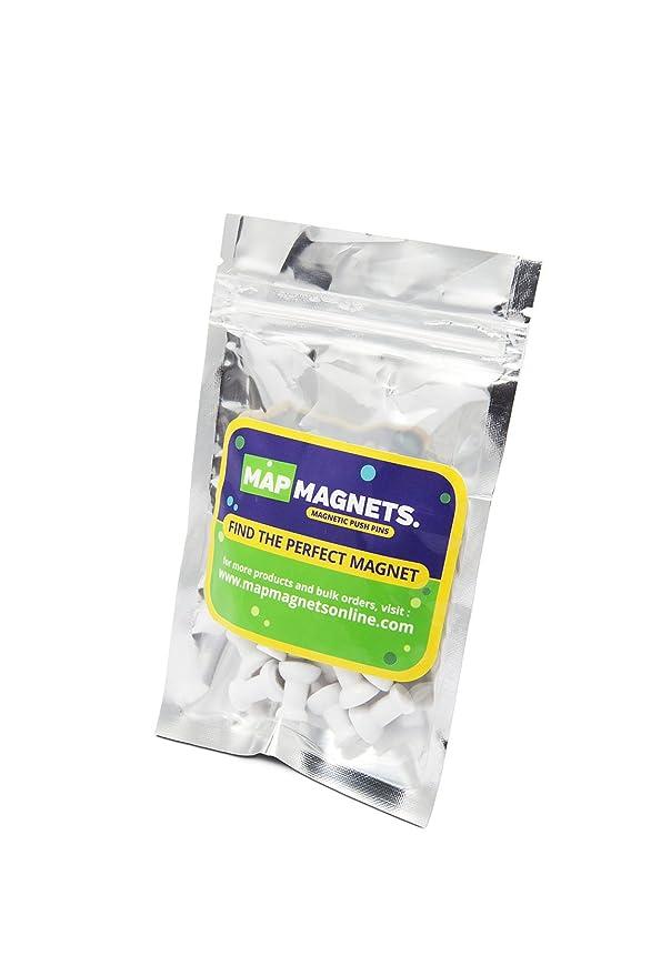 Amazon.com: 24 alfileres magnéticos para frigorífico ...