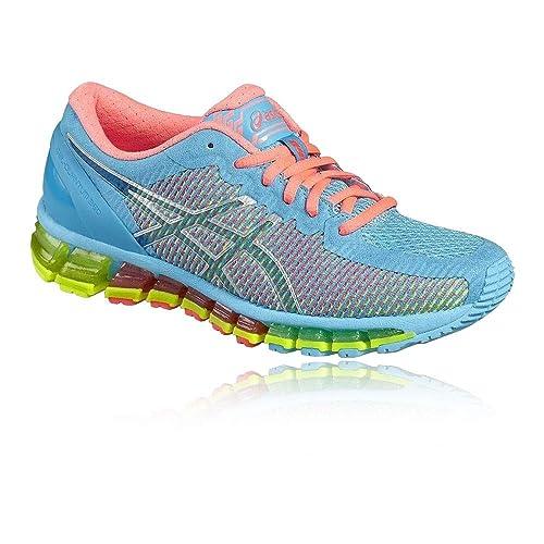 sports shoes aa05a 98060 ASICS Gel-Quantum 360 cm Women's Running Shoes Blue: Amazon ...