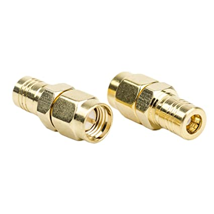 Eagles(TM) SMA Male to SMB Female Jack Connector,Pack of 2 RF