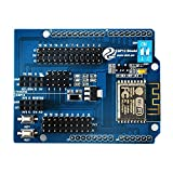 OSOYOO ESP8266 Web Server Serial Port WiFi Shield Expansion Board ESP-13 Compatible for Arduino UNO R3 MEGA 2560
