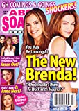 Rebecca Budig (All My Children) and Vanessa Marcil (General Hospital), Natalia Livingston, How Soap Opera Stars Met Their Spouses - February 14, 2006 ABC Soaps in Depth Magazine
