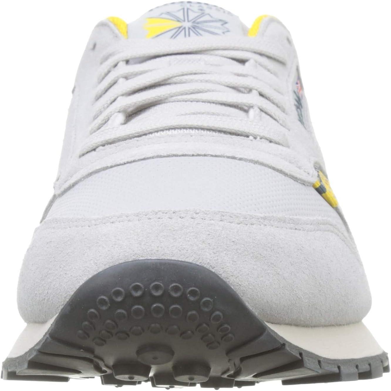 Reebok Herren Cl Leather Mu Sneaker: : Schuhe