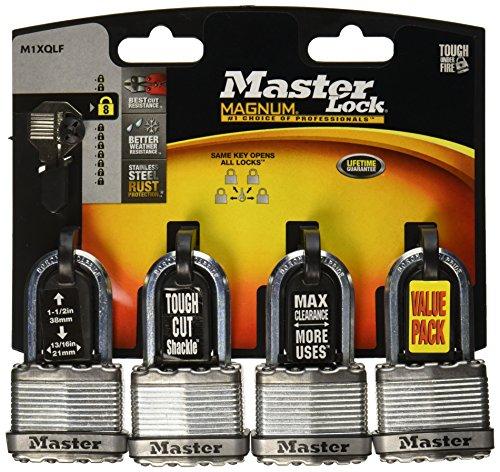 Master Lock M1XQLF Magnum Padlock