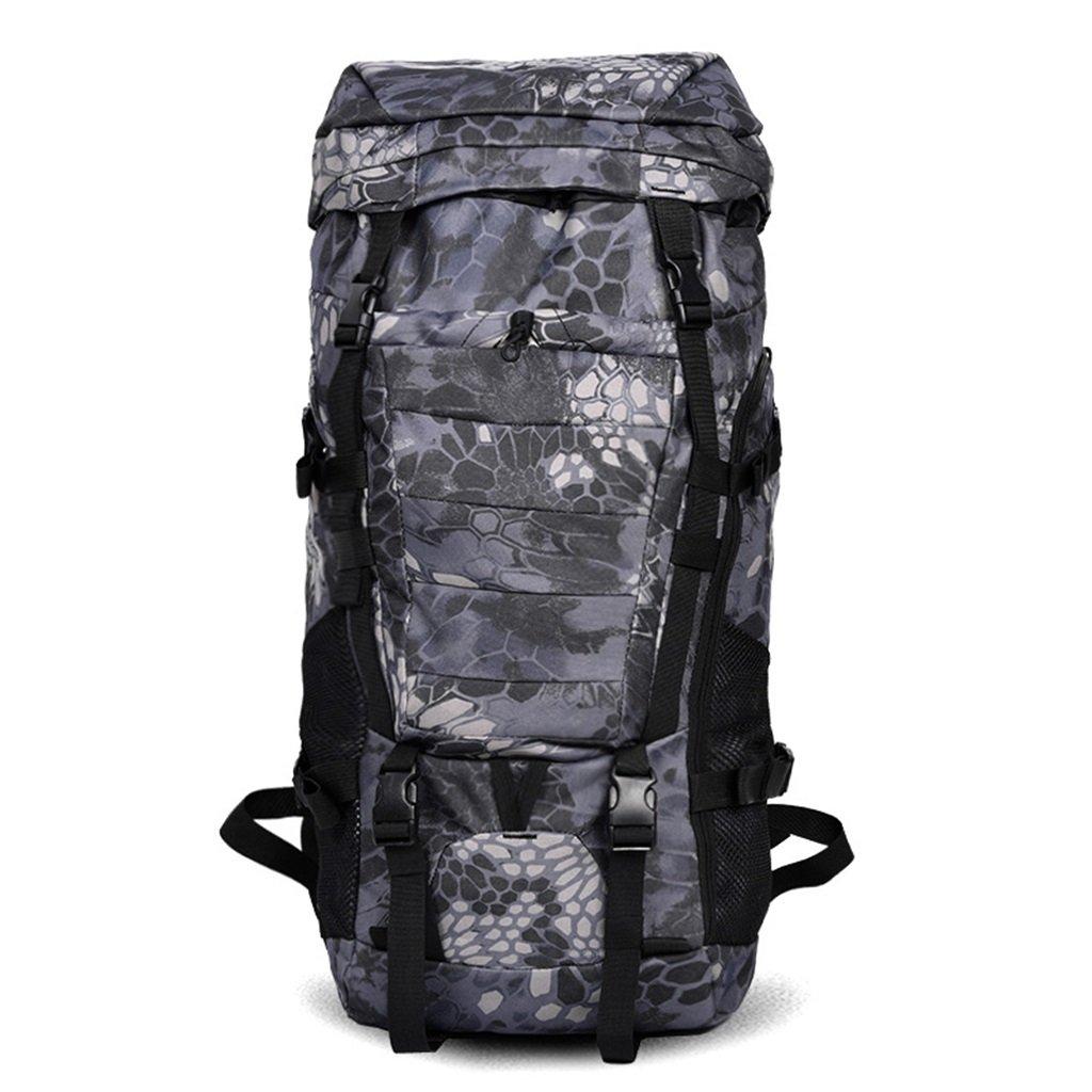 【限定価格セール!】 HGXC 登山バッグ80L男性と女性のバックパック旅行屋外の大きな荷物の荷物の荷物 (色 A : B 80L) 80L B07GCJ1VGQ A 80L 80L A 80L, IKSPIARI ONLINE SHOP:ce0516b4 --- senas.4x4.lt