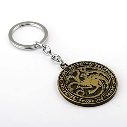 Value-Smart-Toys - G of Thrones Keychain Song of Ice and ...
