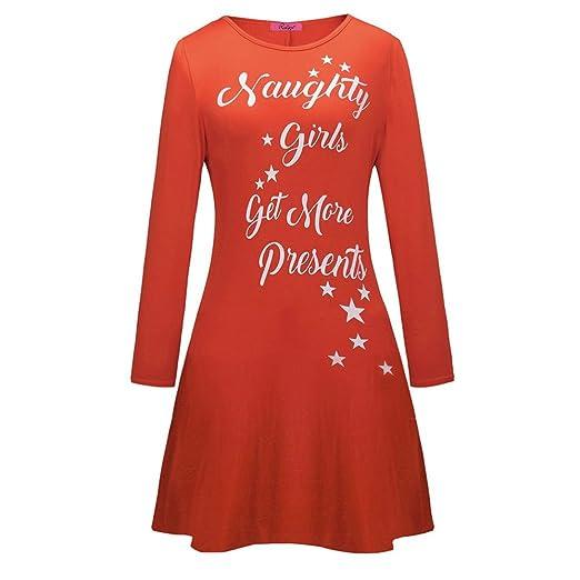 Disfraz de nuevo caliente venta moda mujeres Navidad Lovely Casual ...